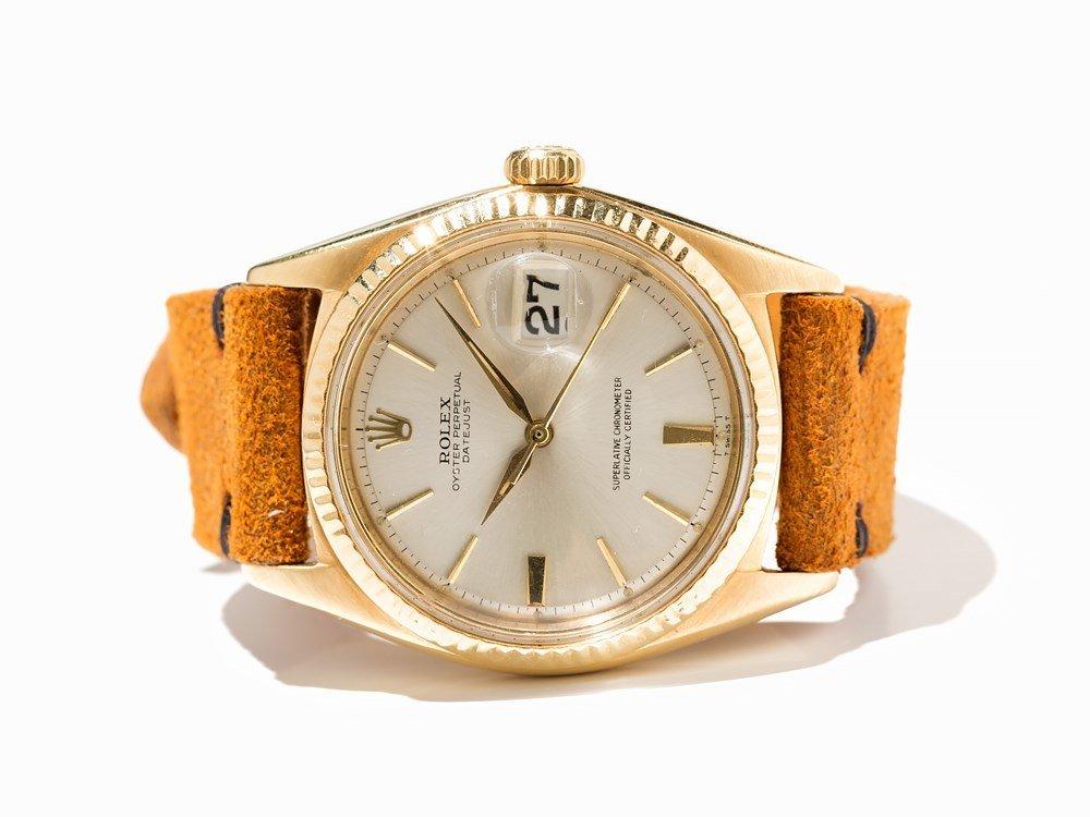Rolex Datejust Chronometer, Ref. 1601, Switzerland,