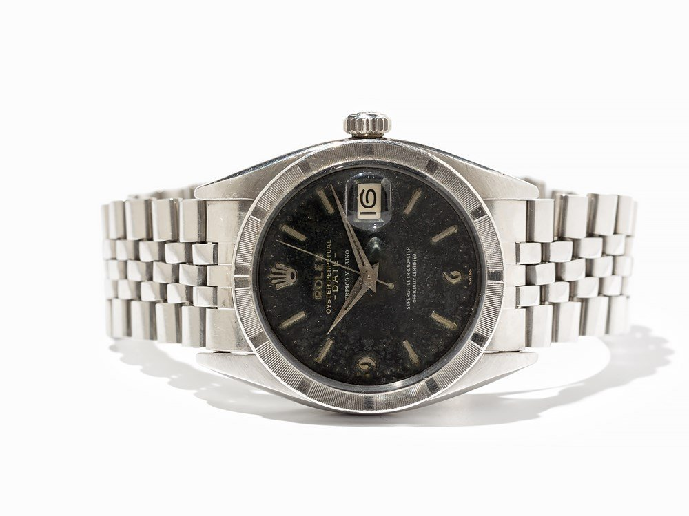 Rolex Date Chronometer Serpico Y Laino, Switzerland, C.