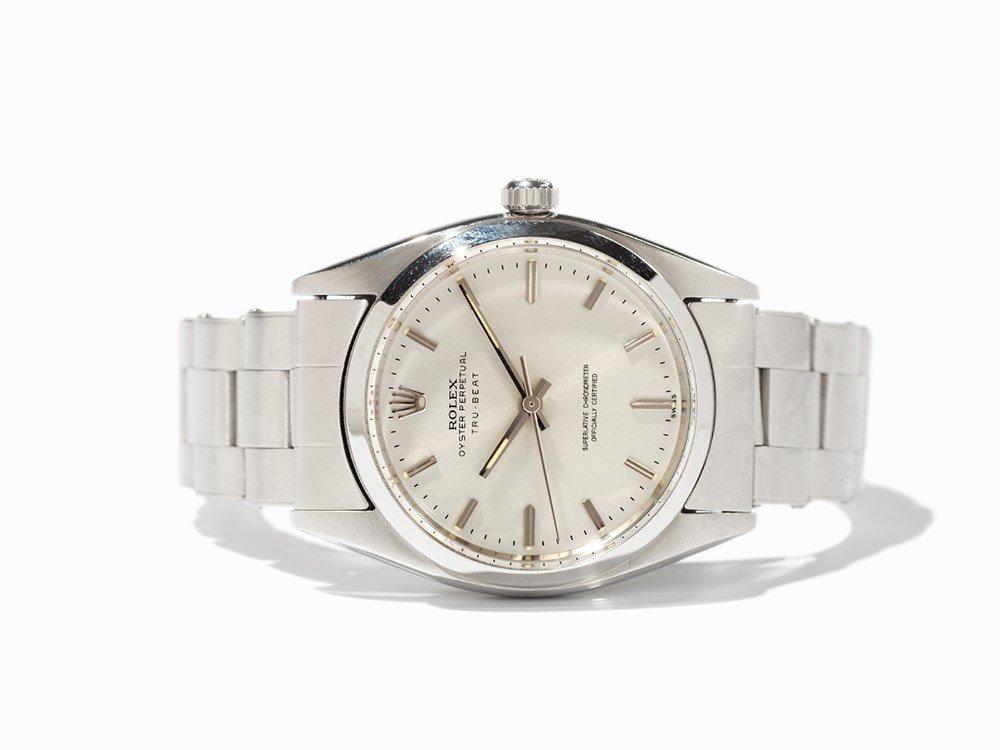 Rolex Tru-Beat Chronometer, Ref. 6556, Switzerland,