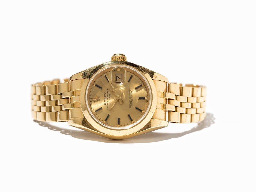 Rolex Datejust Women's Watch, Ref. 69168, Switzerland,