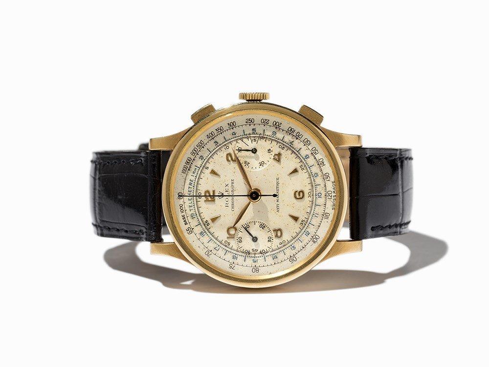 Rolex Chronograph, Ref. 2508, Switzerland, Around 1947