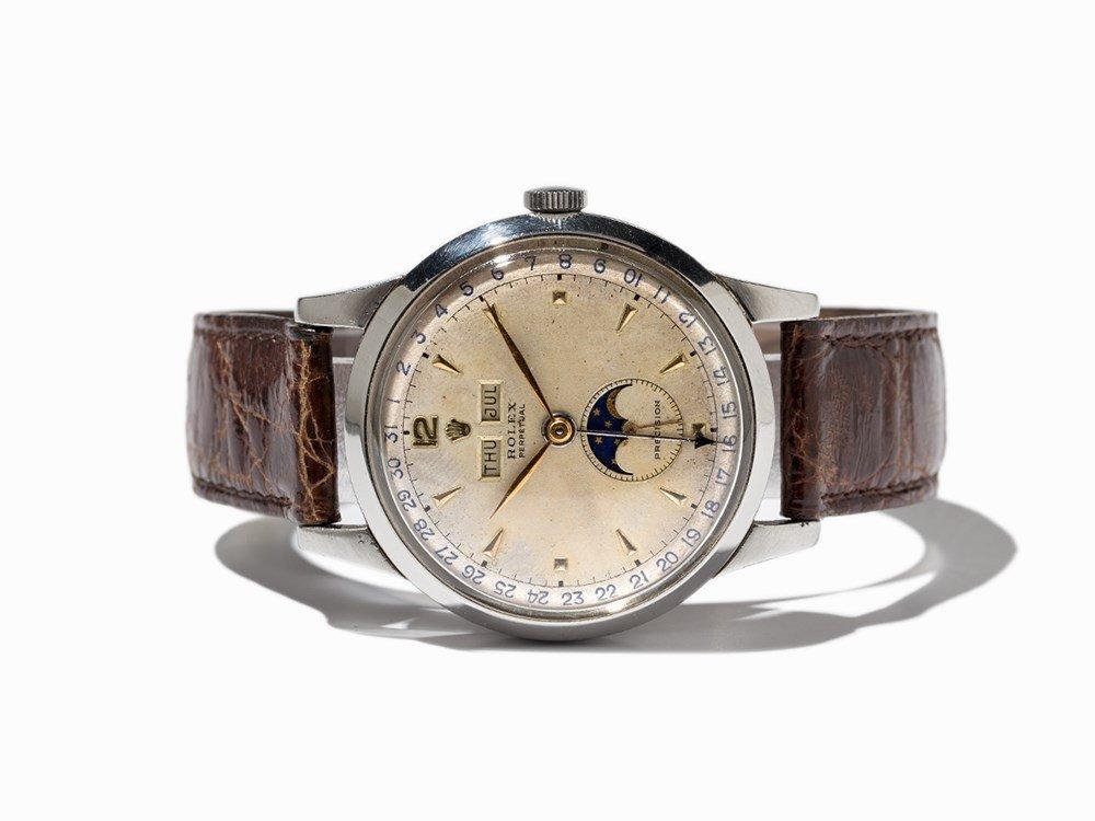 Rolex Padellone Perpetual, Ref. 8171, Switzerland,