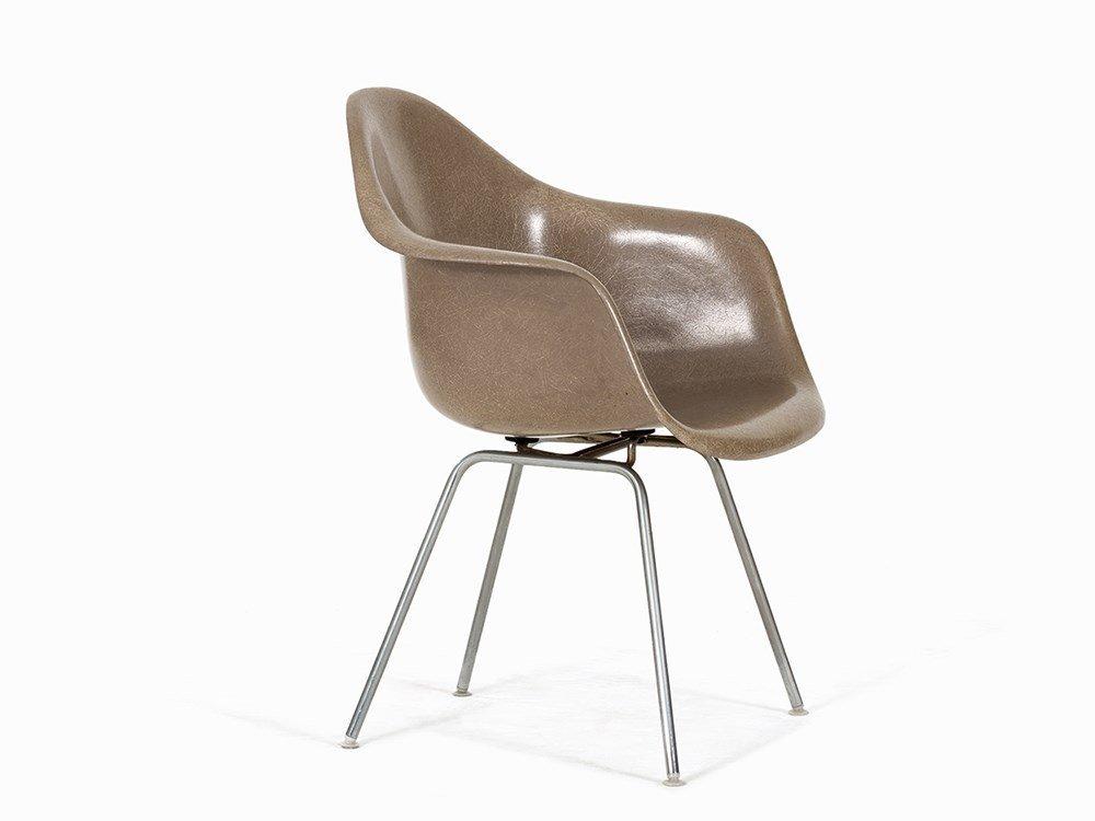 Charles & Ray Eames, Armchair 'DAR', Herman Miller,