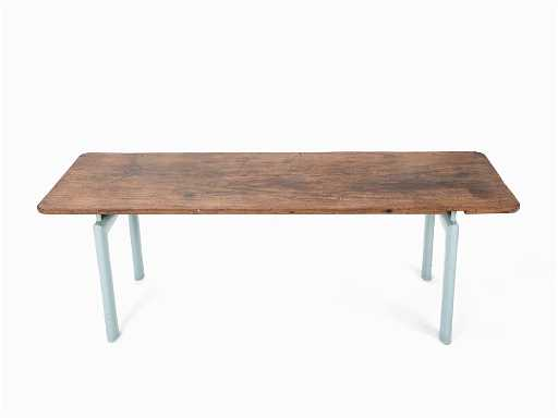 Le Corbusier, Dining Table \'LC6\', Cassina, France, 1928
