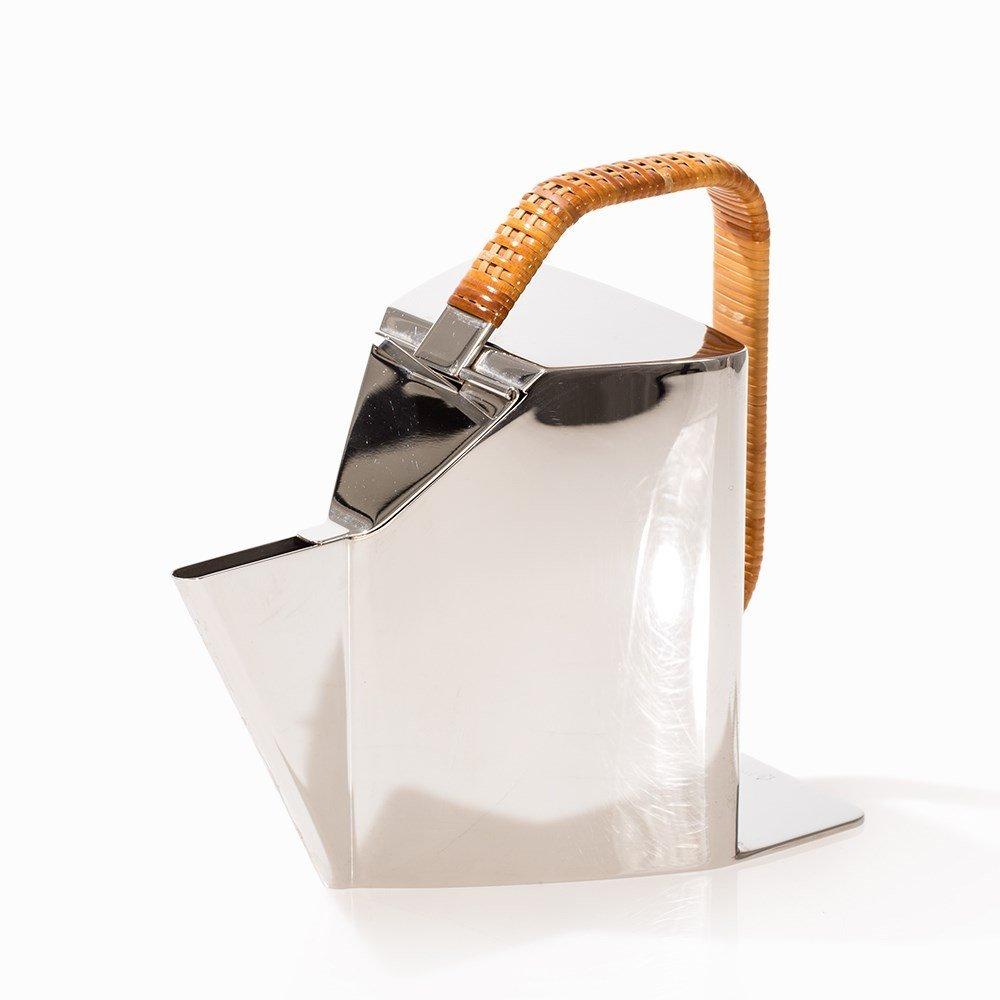 Richard Sapper, Alessi, Stainless Steel Teapot - 10