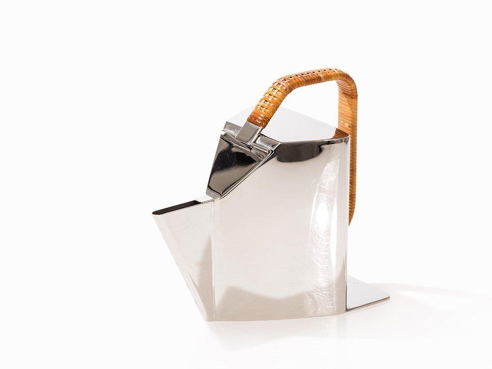 Richard Sapper, Alessi, Stainless Steel Teapot