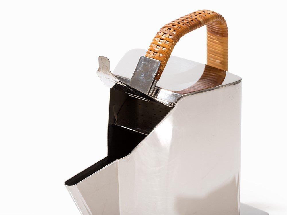 Richard Sapper, Alessi, Stainless Steel Teapot - 3