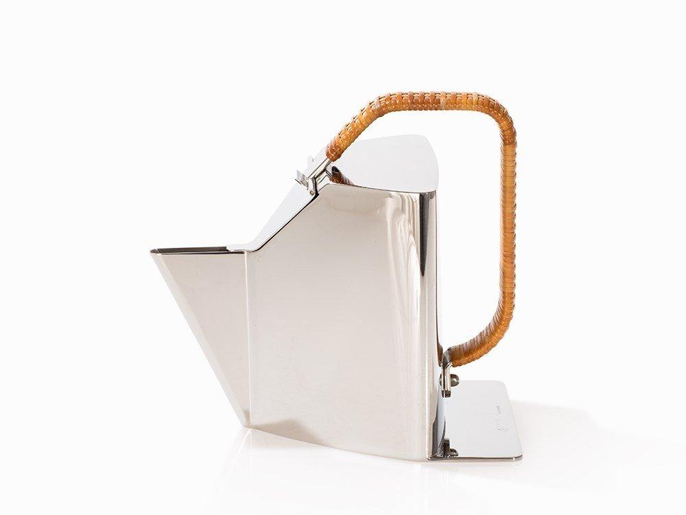 Richard Sapper, Alessi, Stainless Steel Teapot - 5