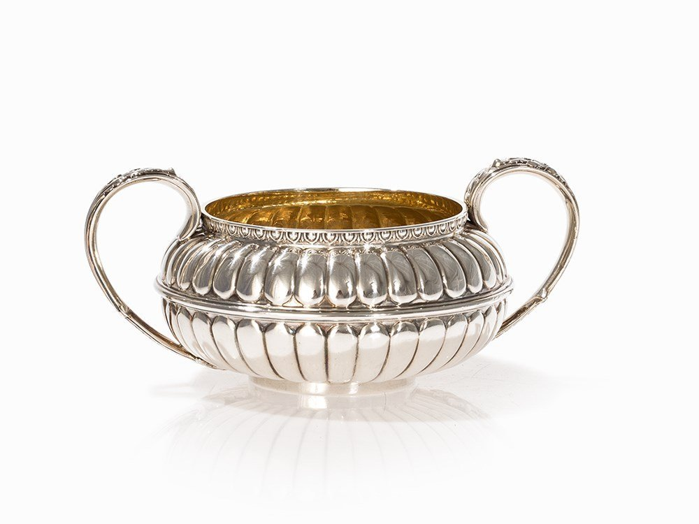 George III Silver Bowl, Paul Storr, London, 1815