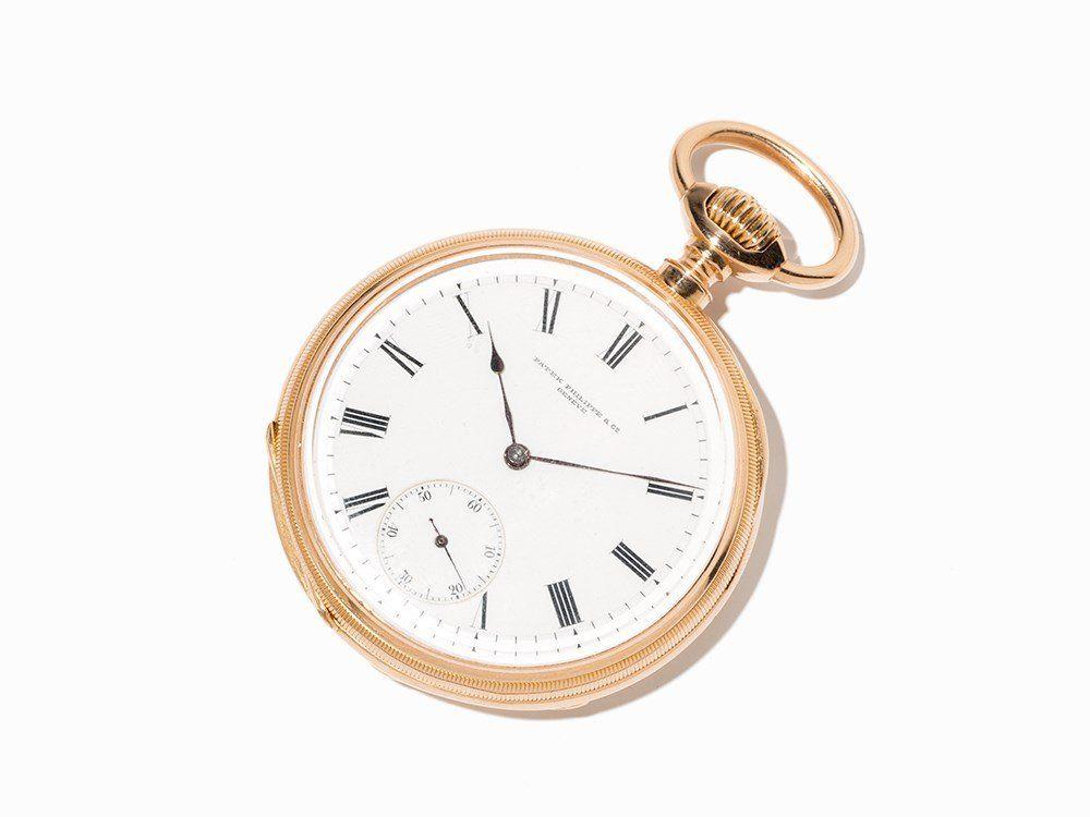 Patek Philippe Lepine Pocket Watch, Switzerland, Around