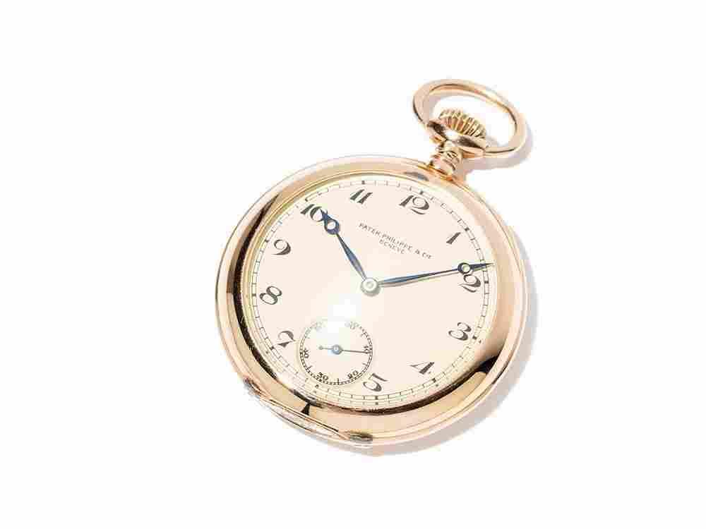 Patek Philippe Pocket Watch, Switzerland, Around 1890