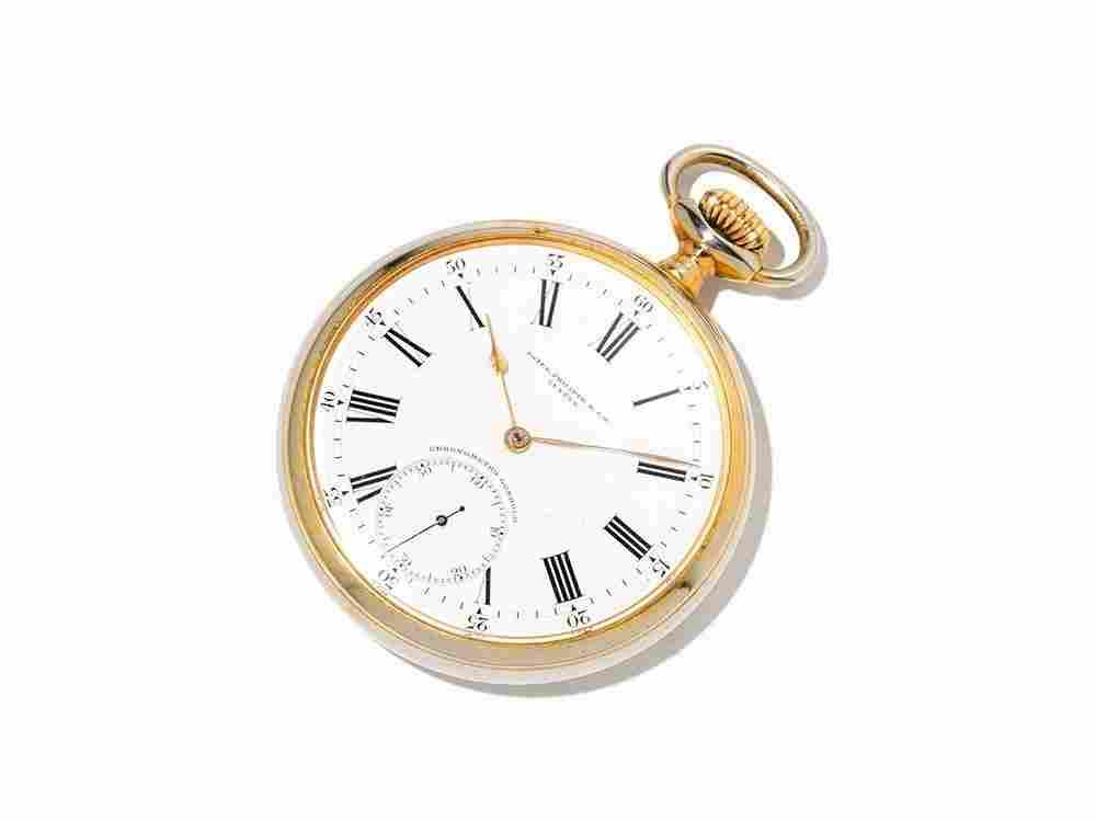 Patek Philippe Gondolo Pocket Watch, Switzerland,