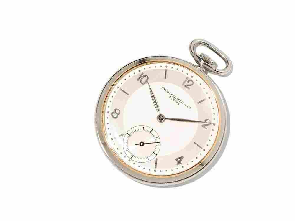 Patek Philippe Pocket Watch, Switzerland, Around 1940