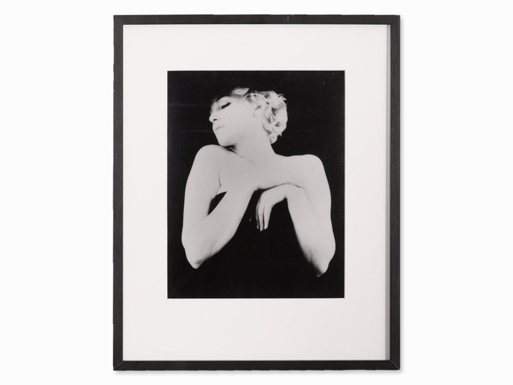 Milton H. Greene, 'Marilyn Monroe, Black Series', 1956