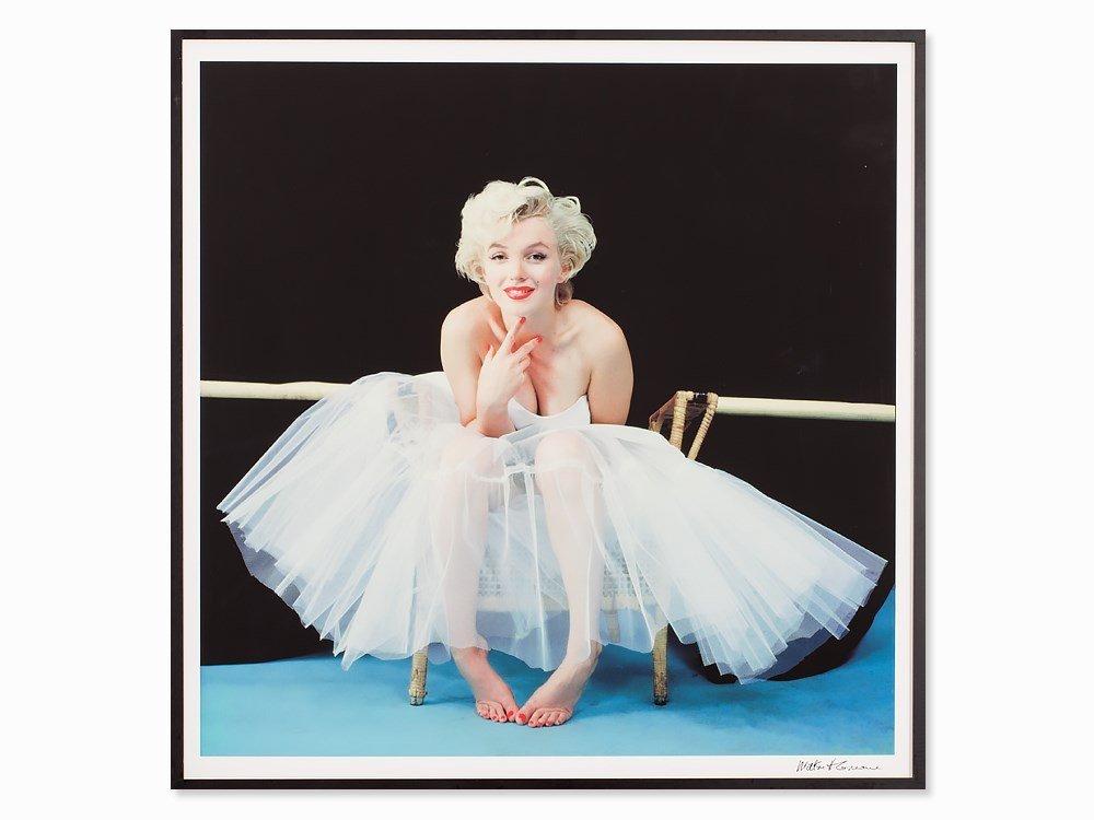 Milton H. Greene (1922-1985), 'Marilyn, Ballerina