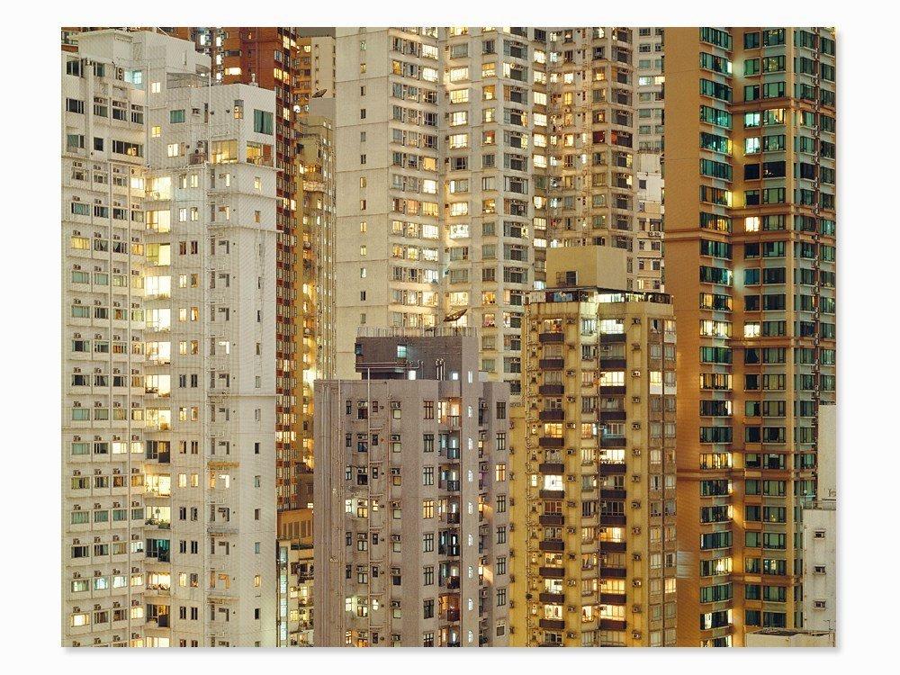 H.G. Esch (b. 1964), Lambda Color Print, 'Hong Kong