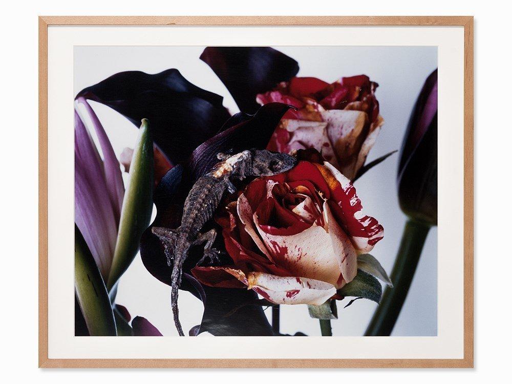 Nobuyoshi Araki, C-Print, from 'Flowers and Jamorinsky'