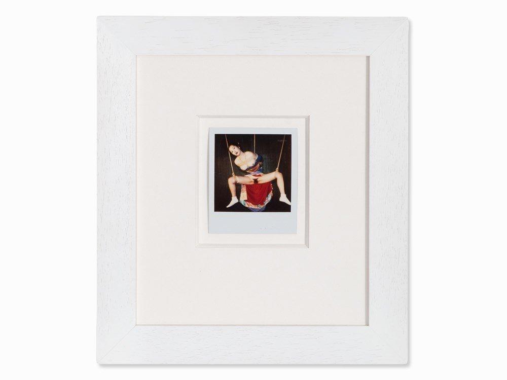 Nobuyoshi Araki (b. 1940), Polaroid, Female Nude,