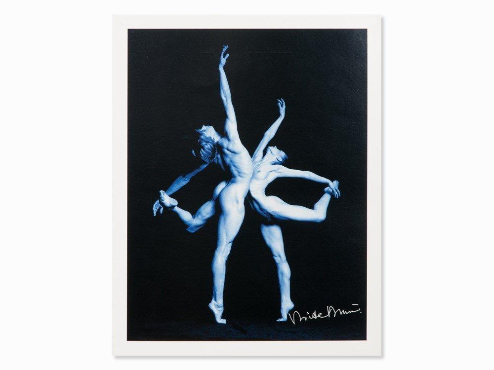 Dieter Blum, Photography Book 'Vladimir Malakhov', 2009