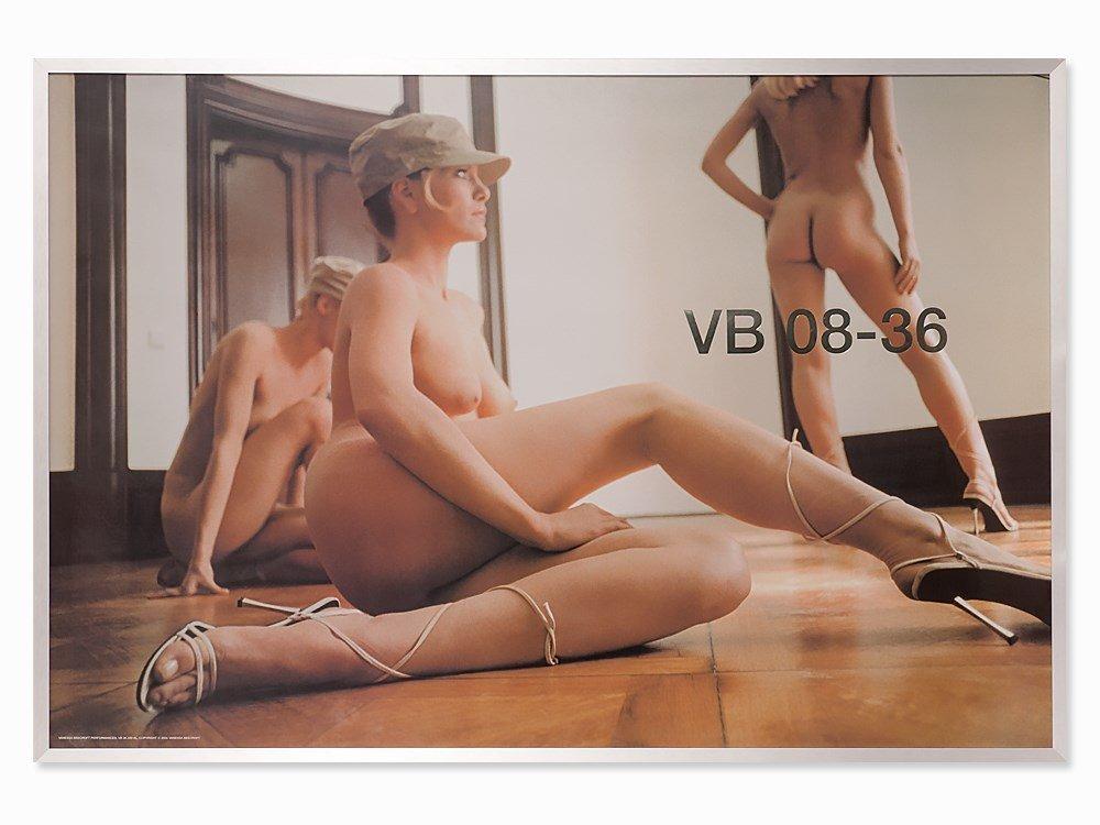 Vanessa Beecroft (b. 1969), Offset Print, Performances,