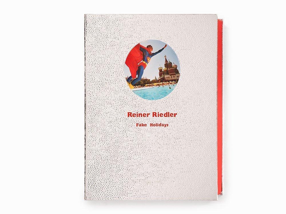 Rainer Riedler (b. 1968), Case 'Fake Holidays',