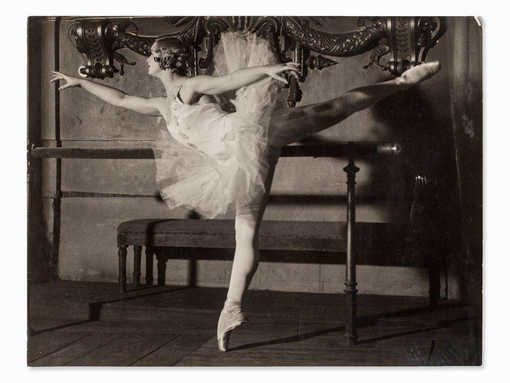 Brassaï (1899-1984), Ballet Dancer, France, 1930s