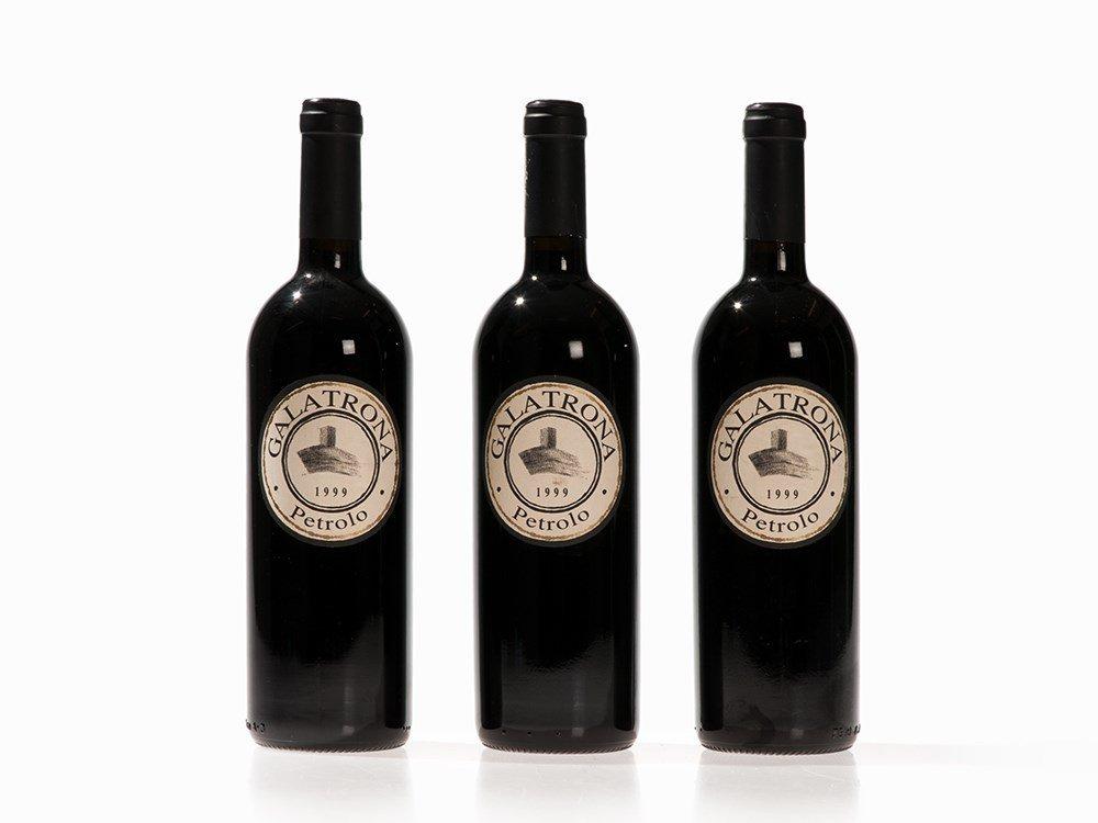 3 Bottles 1999 Petrolo Galatrona, Toscana IGT