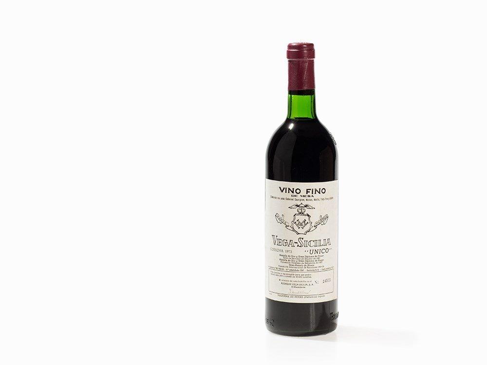 1 Bottle 1973 Vega Sicilia Unico, Ribera del Duero