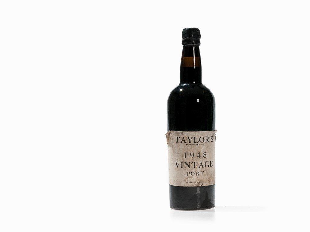 1 Bottle 1948 Taylor's Vintage Port