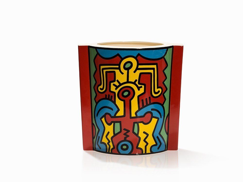 Haring vase spirit of art villeroy boch keith haring vase spirit of art villeroy boch reviewsmspy