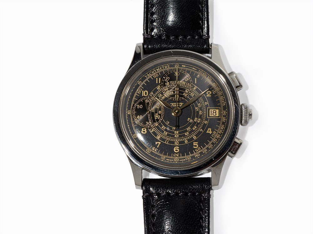 Tissot Vintage Chronograph, Ref. Z 199, Around 2005 - 3
