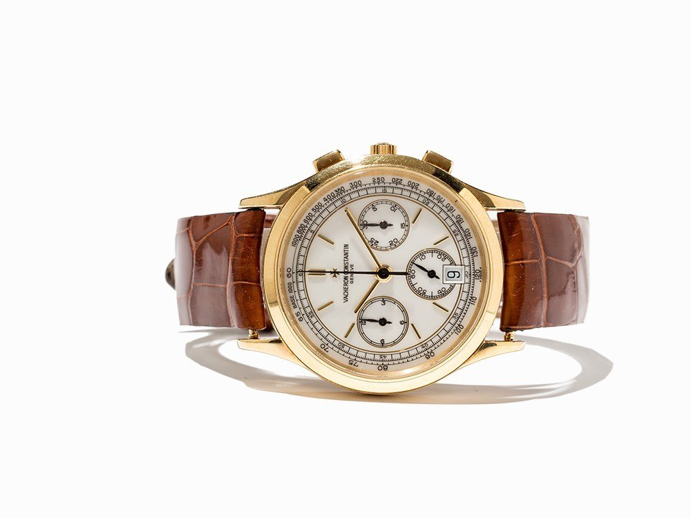 Vacheron Constantin Chronograph, Ref. 49002/2, Around