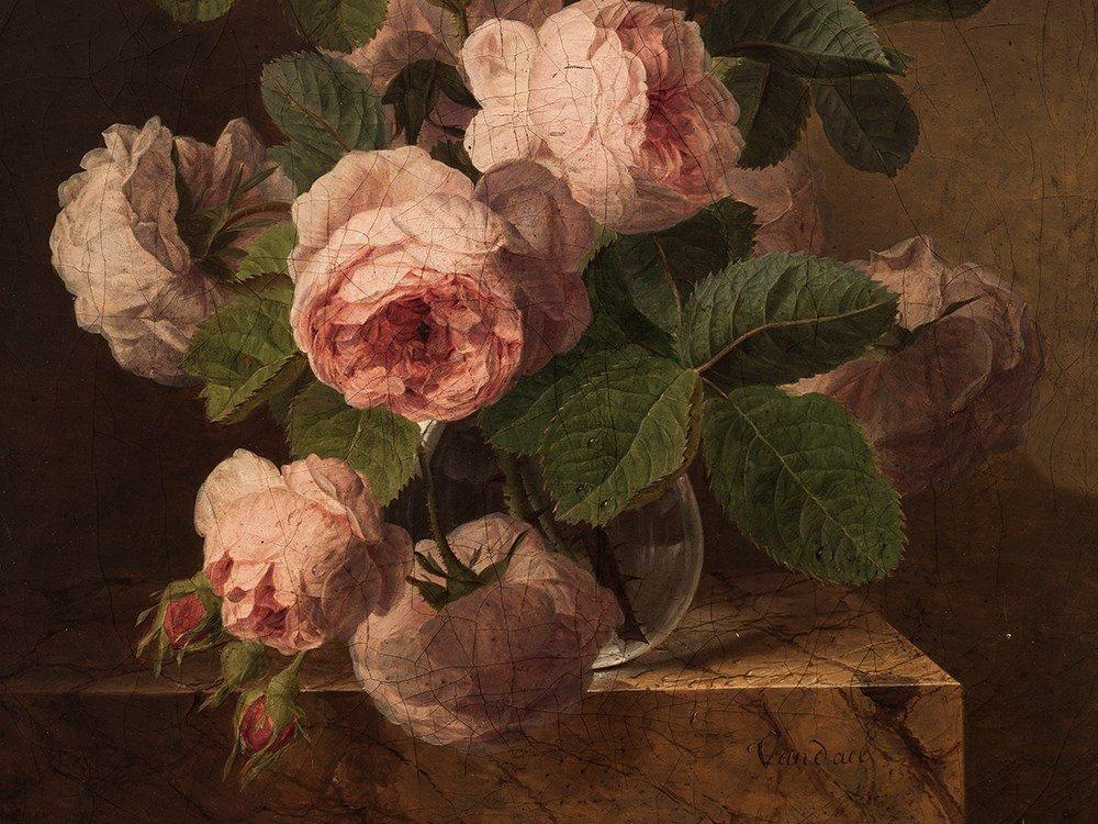 Jan Frans van Dael (1764-1840), Bouquet of Roses, c. - 3
