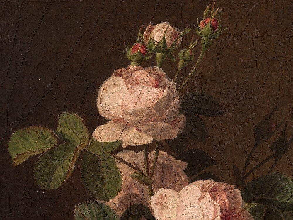 Jan Frans van Dael (1764-1840), Bouquet of Roses, c. - 6