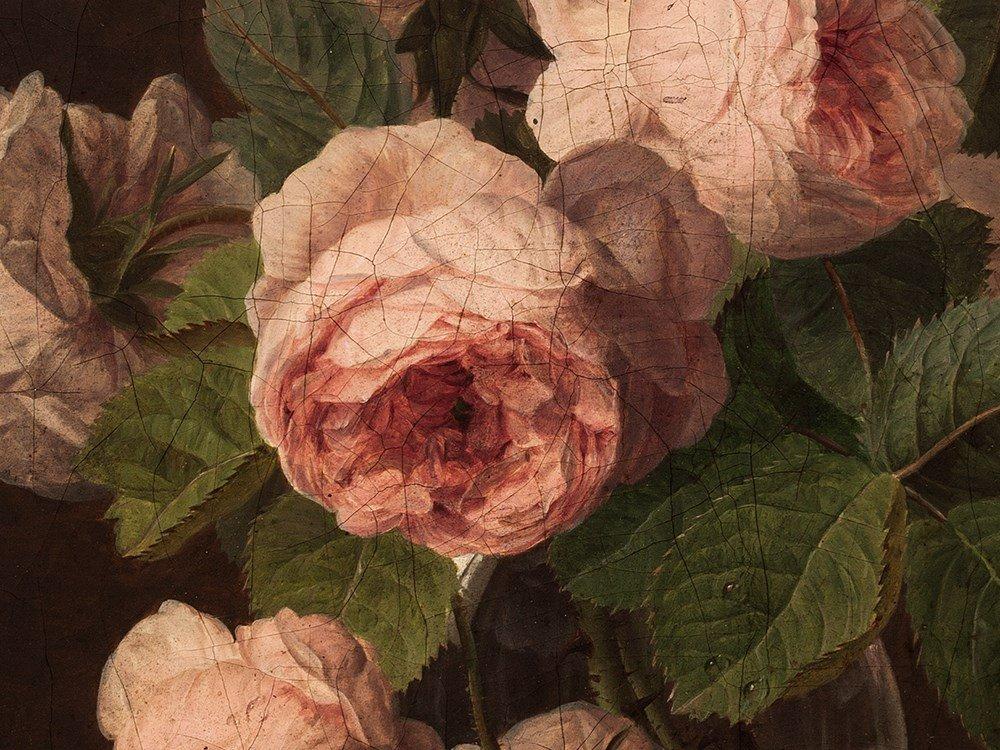 Jan Frans van Dael (1764-1840), Bouquet of Roses, c. - 8