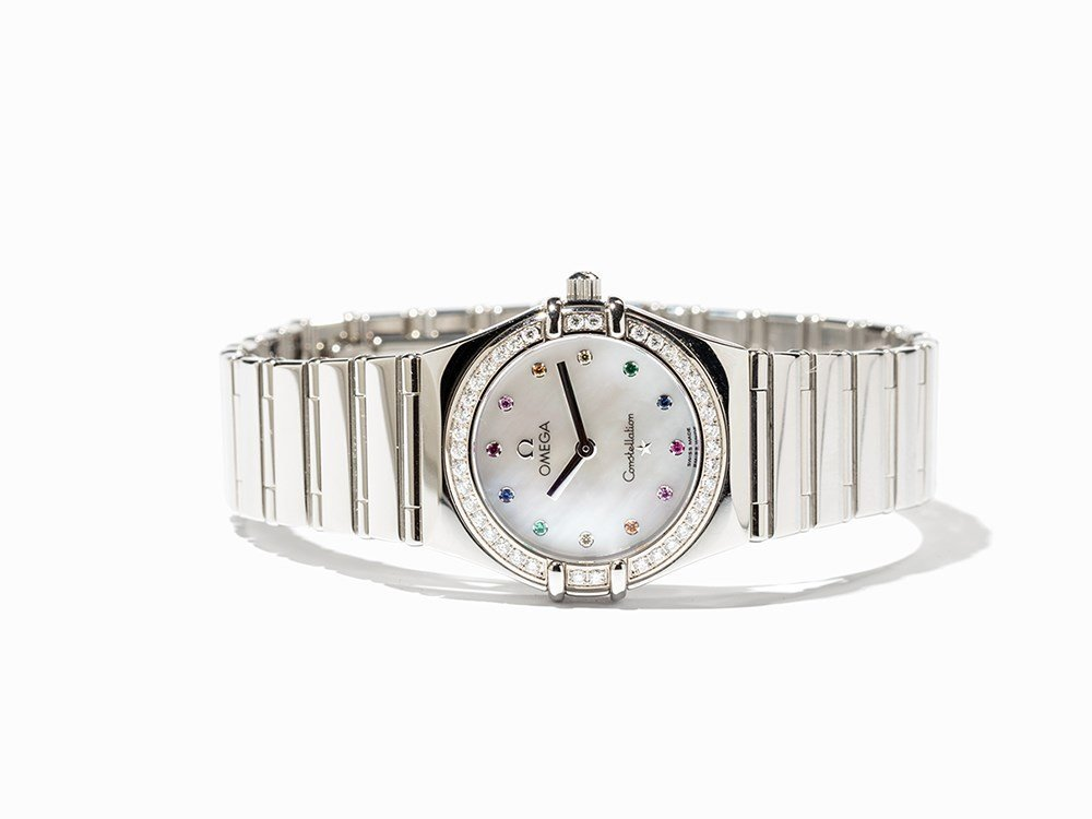 Omega Constellation Iris My Choice, Ref. 14757900,