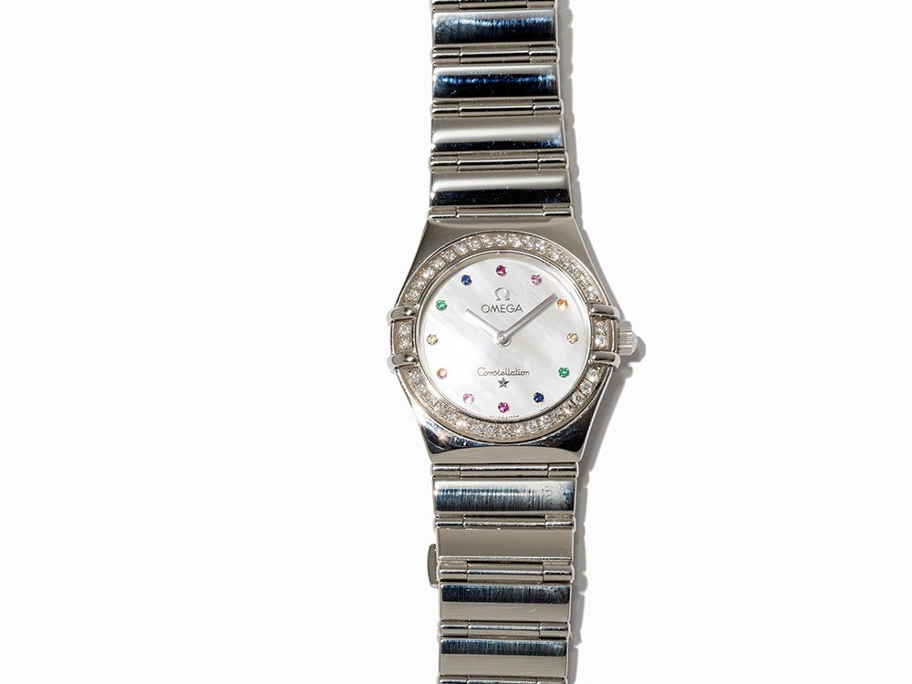 Omega Constellation Iris My Choice, Ref. 14757900, - 3