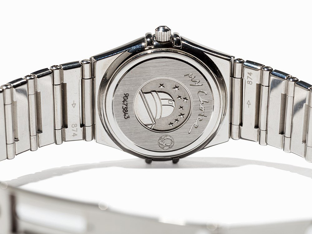 Omega Constellation Iris My Choice, Ref. 14757900, - 5