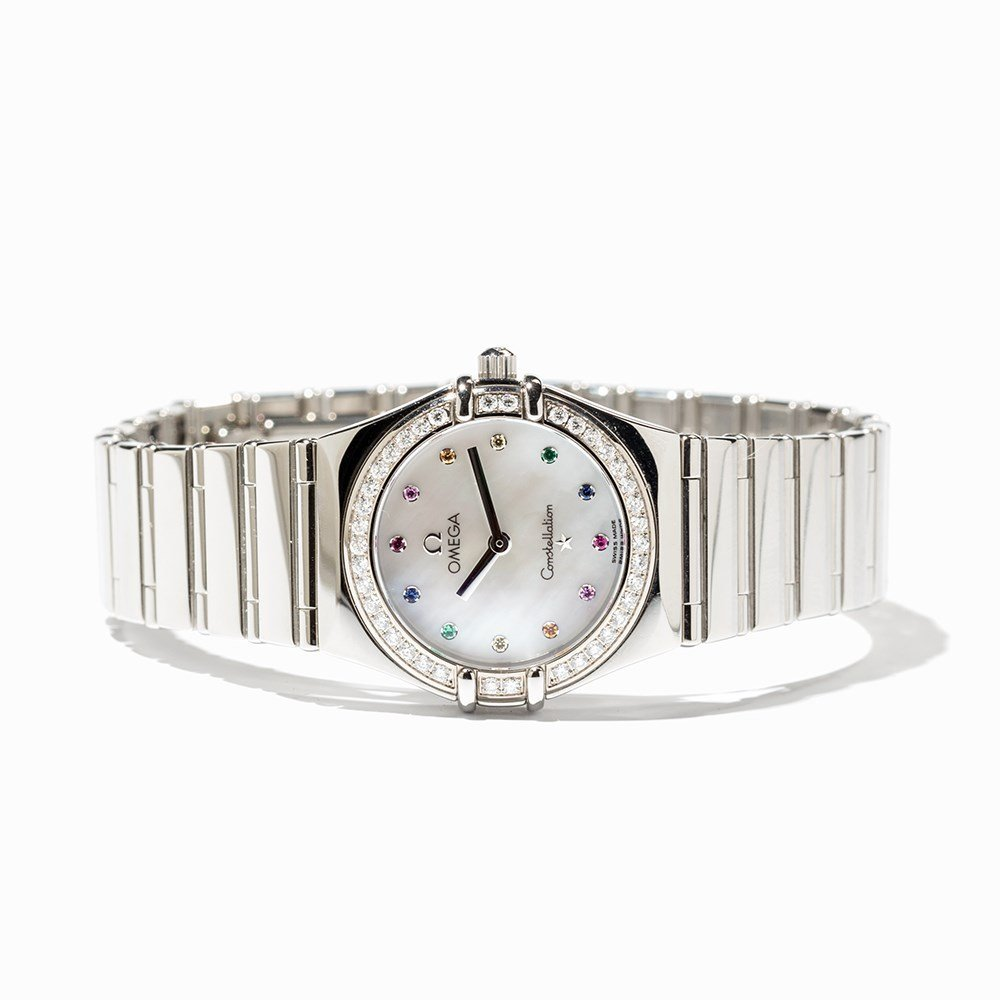 Omega Constellation Iris My Choice, Ref. 14757900, - 8
