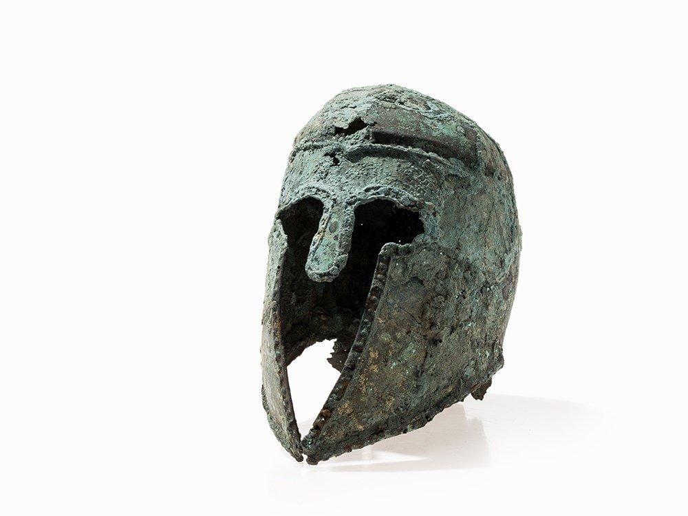 Corinthian Helmet, Greece, 7th/6th Century BC