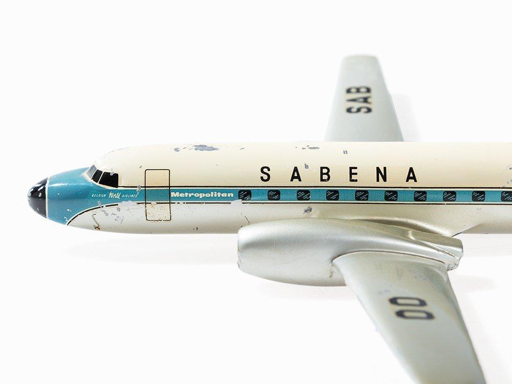 Raise-Up, Model of a Convair CV 440 Sabena, Holland, - 2