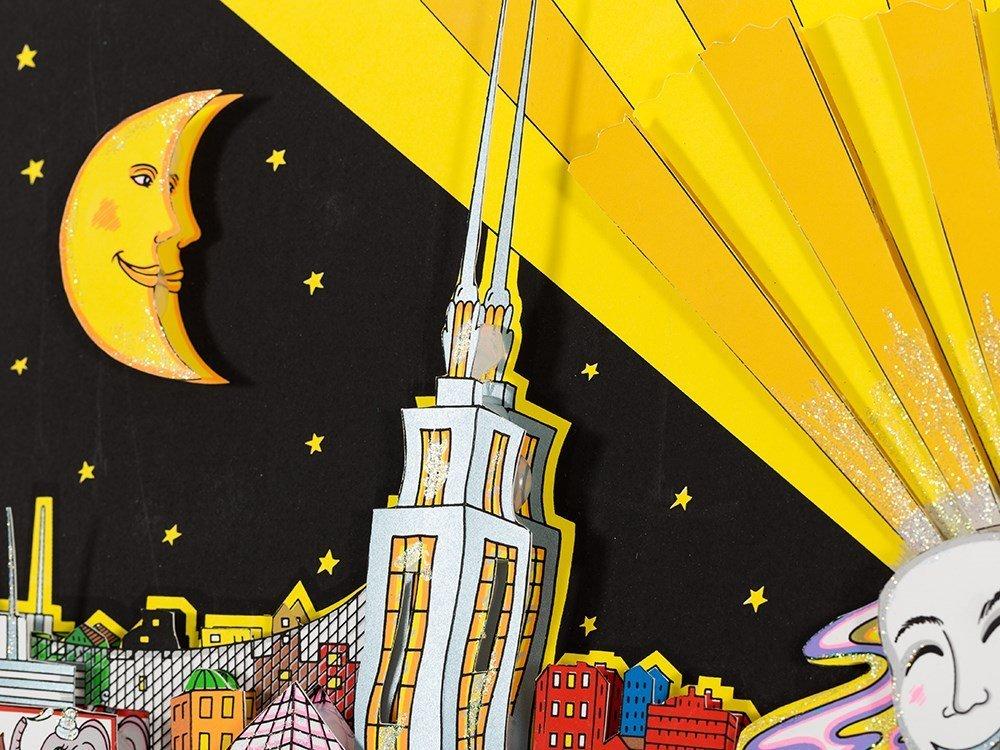 Charles Fazzino, 3D Design, 'Broadway And Beyond!', c. - 7