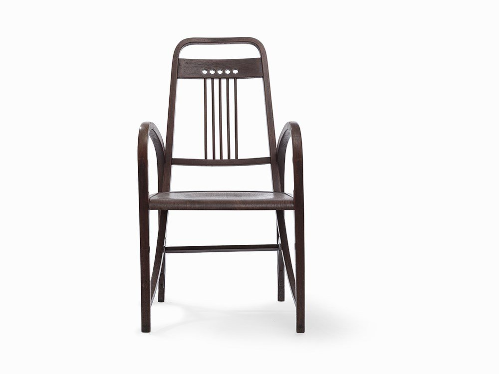 Two Armchairs by Thonet, Model No. 511, Austria, 1904 - 2