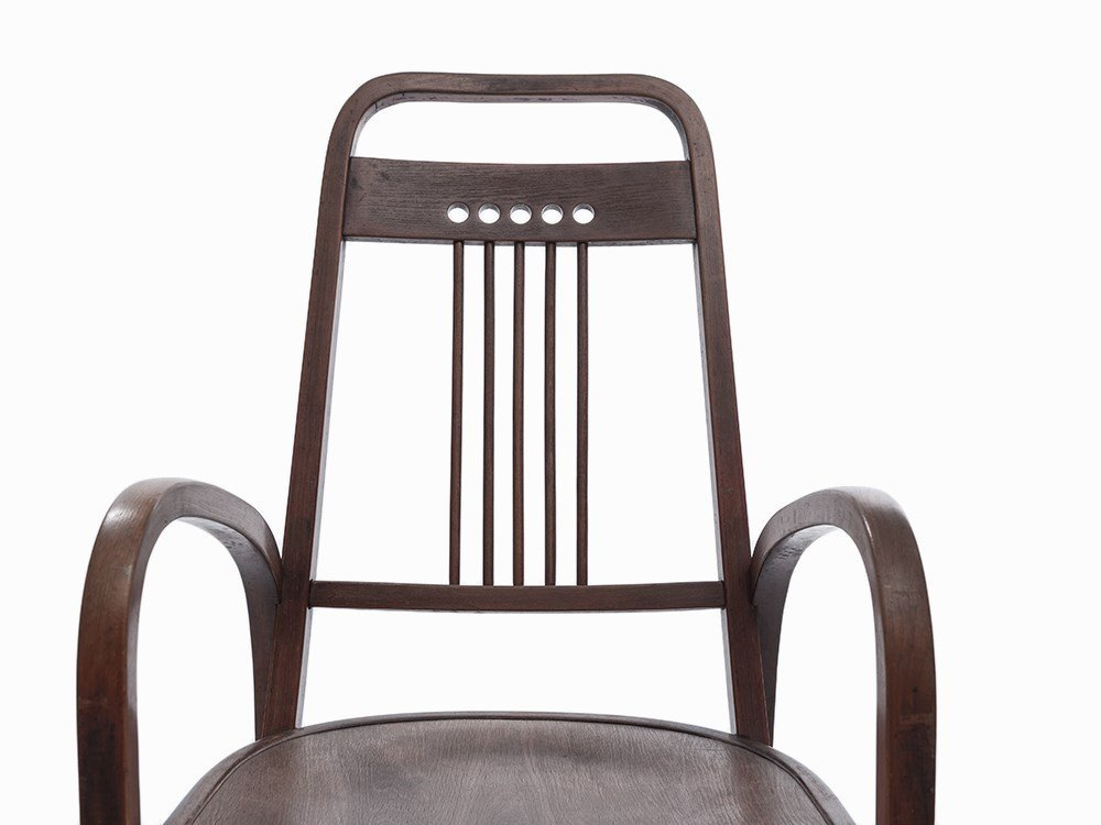 Two Armchairs by Thonet, Model No. 511, Austria, 1904 - 3