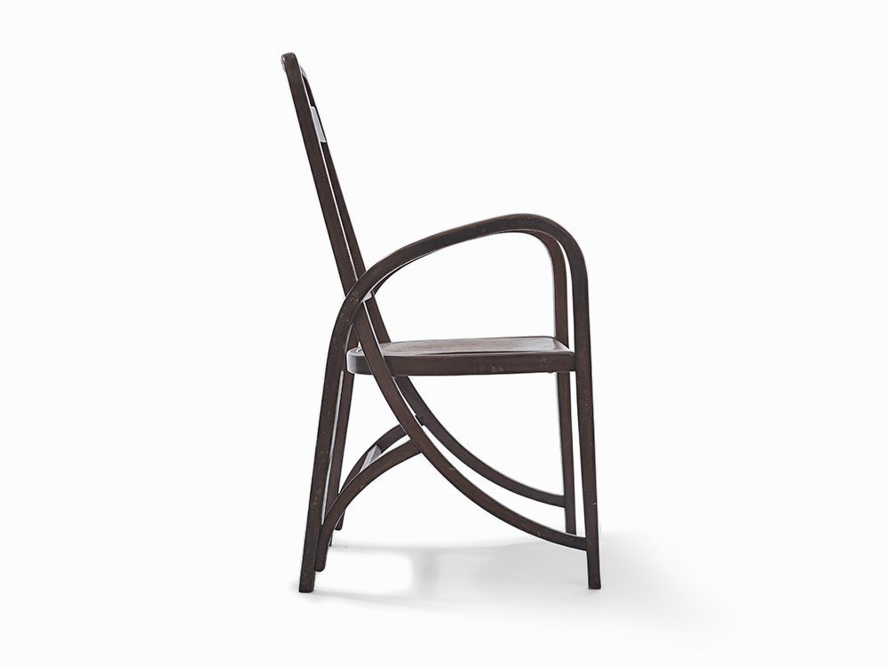 Two Armchairs by Thonet, Model No. 511, Austria, 1904 - 4