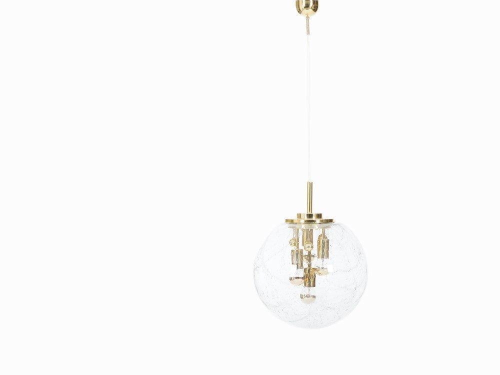 Doria, Ceiling Lamp, Germany, c. 1970