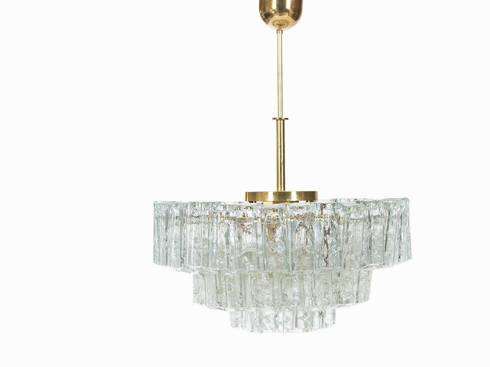 Doria, Ceiling Lamp, Germany, 1960s