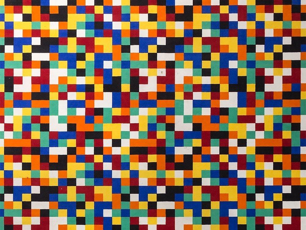 After Gerhard Richter, Carpet '1024 Farben', Vorwerk, - 2