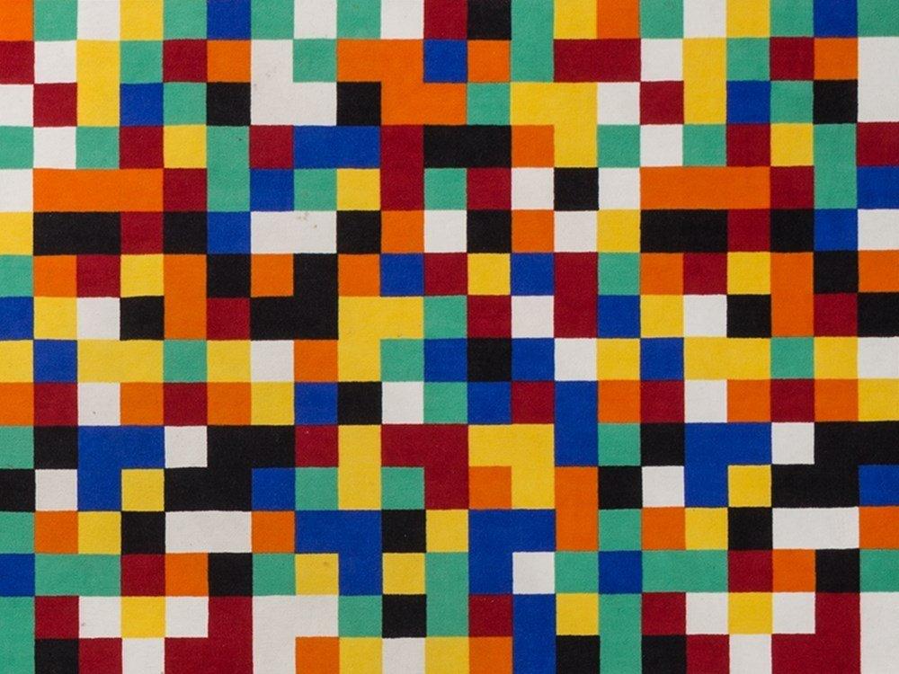 After Gerhard Richter, Carpet '1024 Farben', Vorwerk, - 3