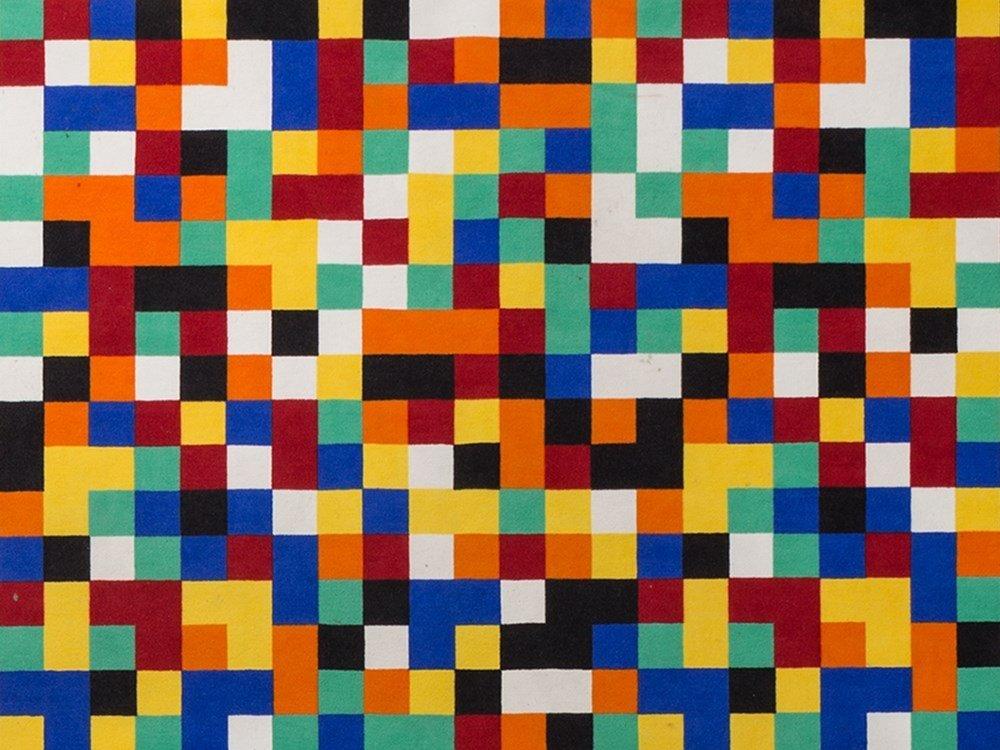 After Gerhard Richter, Carpet '1024 Farben', Vorwerk, - 4